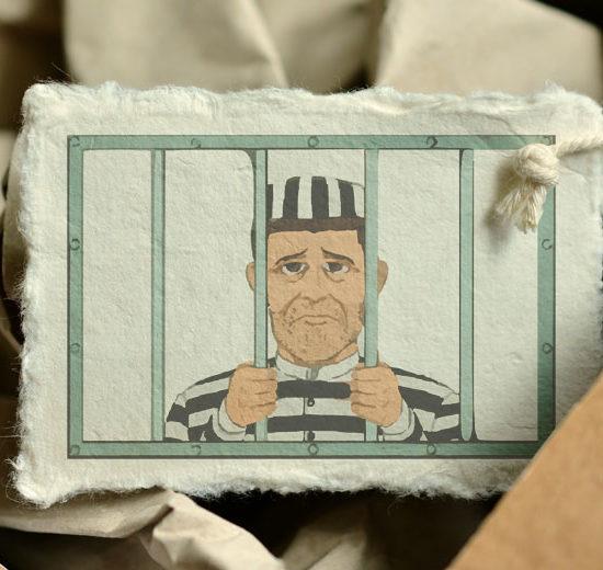 Balíček do vězení
